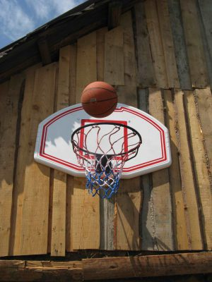 Для любителей баскетбола