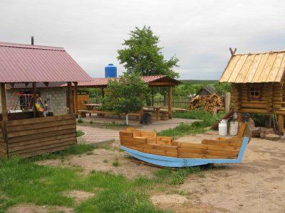 Палаточный лагерь - Жуковка