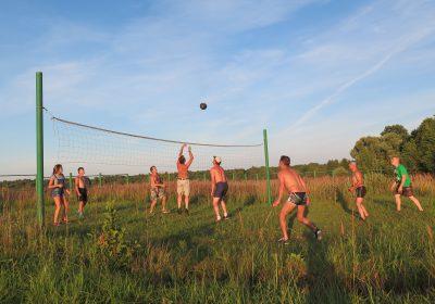 Нагуливаем аппетит - волейбол