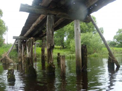 Мосты в Мещере