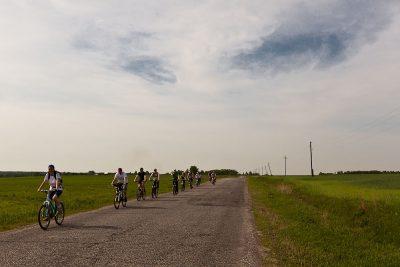 Велопоход выходного дня