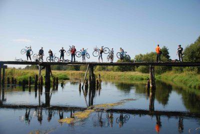 Велопоход на майские праздники