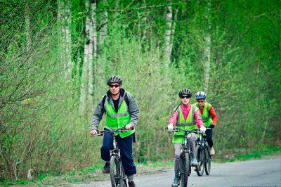 Велопоходы Ладога