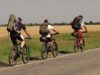 Велотур по Ярославской области