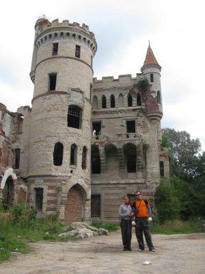 Поход к замку Храповицкого