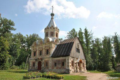 Церковь графа Храповицкого